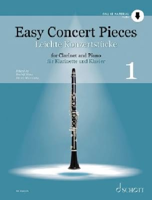 - Easy Concert Pieces - Vol. 1 - Partition - di-arezzo.co.uk