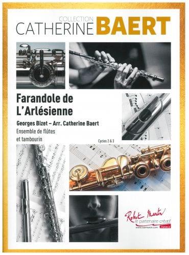 Farandole de l'Arlésienne - BIZET - Partition - laflutedepan.com