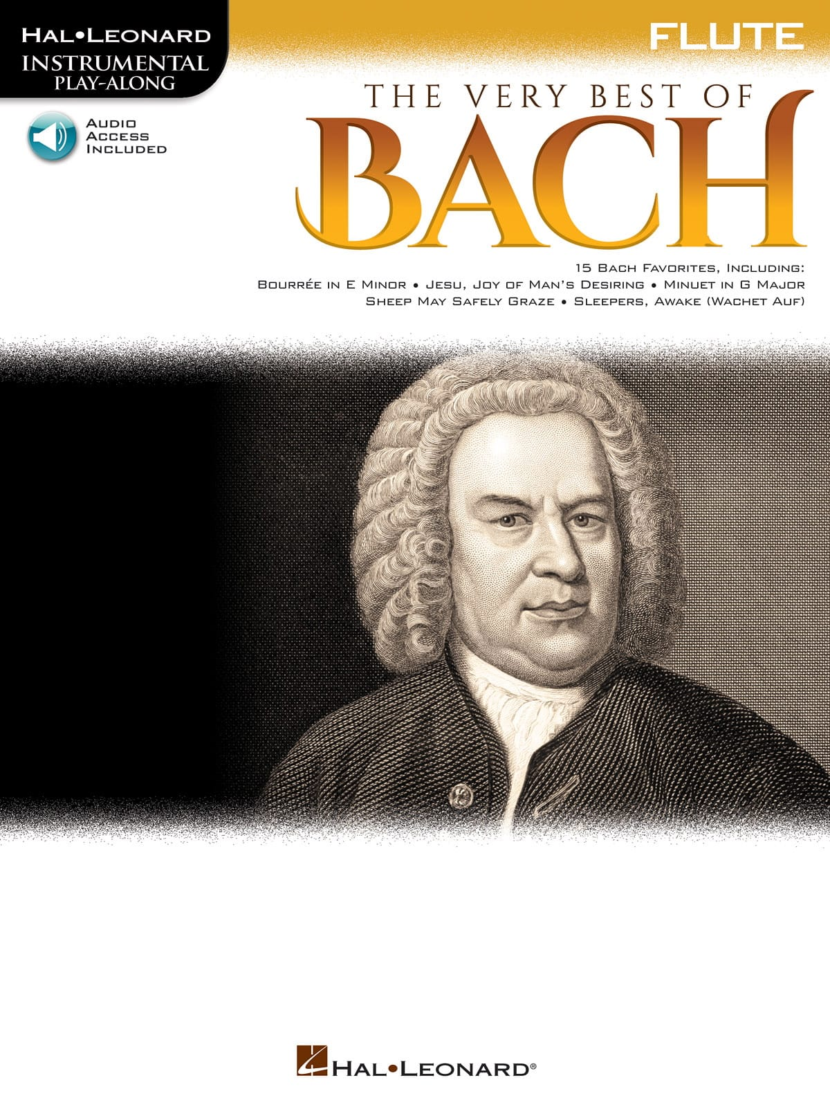 BACH - The Very Best of Bach - Flute - Partition - di-arezzo.co.uk