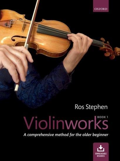 Violinworks - Vol. 1 - Stephen Ros - Partition - laflutedepan.com