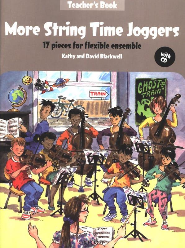 - More String Time Joggers - Teacher's Book - Partition - di-arezzo.co.uk