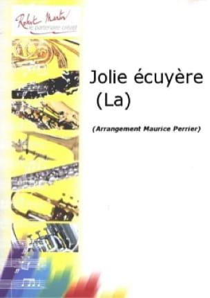 La jolie écuyère - Thierry Muller - Partition - laflutedepan.com