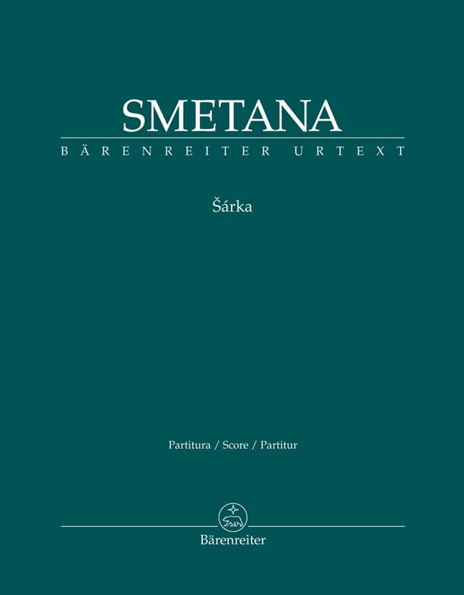 Sarka - Conducteur - SMETANA - Partition - laflutedepan.com