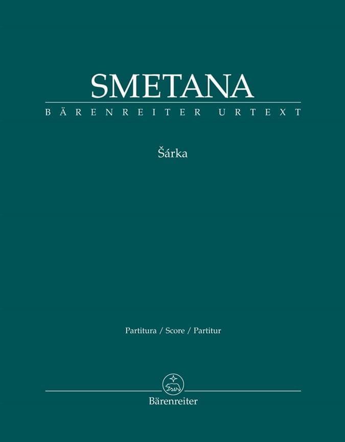 Bedrich Smetana - Sarka - Driver - Partition - di-arezzo.co.uk