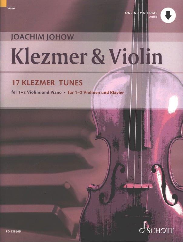 Joachim Johow - Klezmer - Violine - Partition - di-arezzo.de