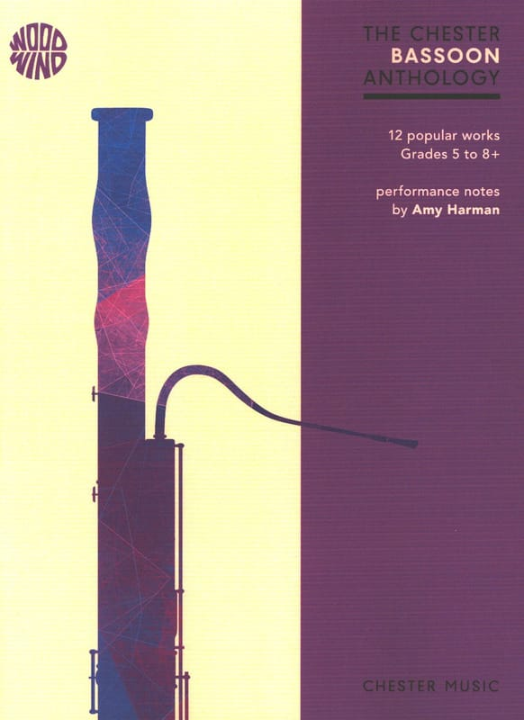 - The Chester Bassoon Anthology - Partition - di-arezzo.com
