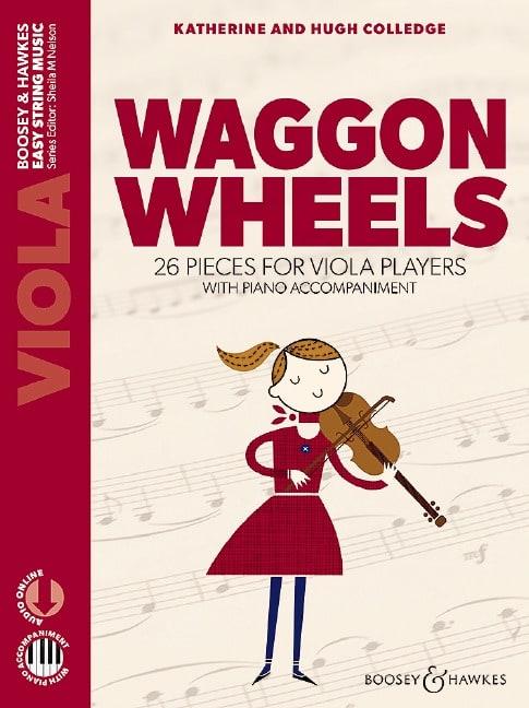 Waggon Wheels - Alto et Piano - laflutedepan.com