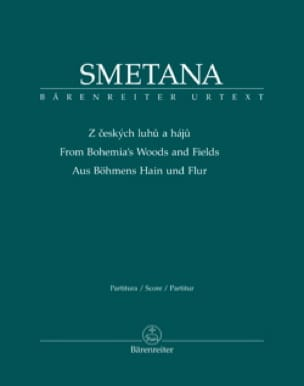 Bedrich Smetana - By meadows and Bohemian Woods - Driver - Partition - di-arezzo.co.uk