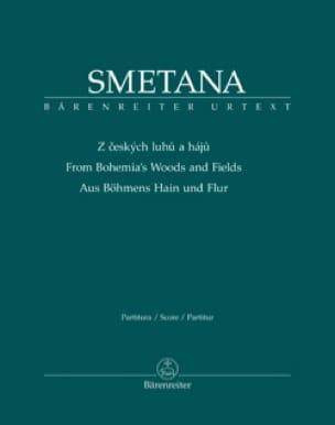 Par les prés et les Bois de Bohême - Conducteur - laflutedepan.com