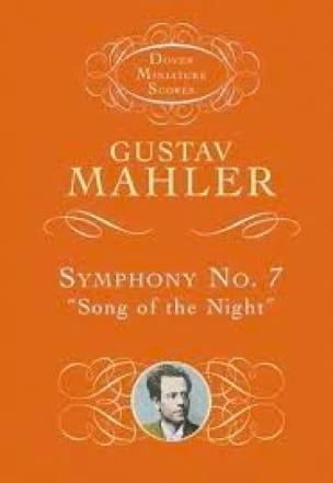 Symphonie n° 7 - MAHLER - Partition - Petit format - laflutedepan.com