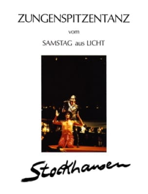Zungenspitzentanz - STOCKHAUSEN - Partition - laflutedepan.com
