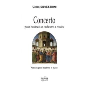 Concerto pour Hautbois - Hautbois et Piano - laflutedepan.com