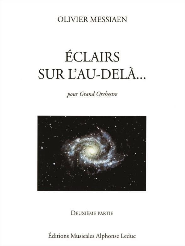 Eclairs sur l'Au-Delà - Partie 2 - Conducteur - laflutedepan.com