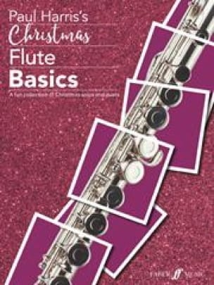 Christmas Flute Basics - Paul Harris - Partition - laflutedepan.com