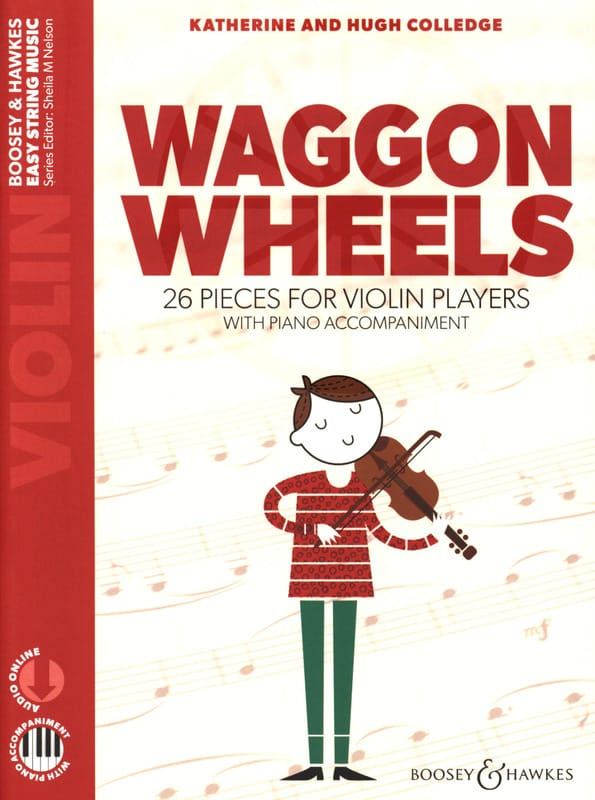 - Waggon Wheels - Violon - Partition - di-arezzo.ch