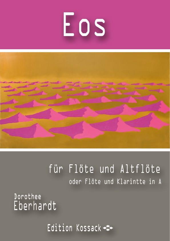 EOS - Dorothée Eberhardt - Partition - laflutedepan.com