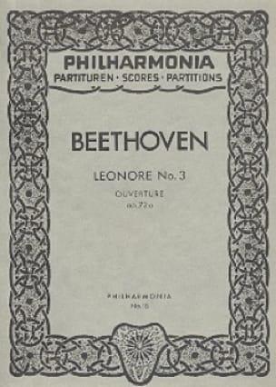 Leonore Nr. 3, Ouvertüre op. 72a - Partitur - laflutedepan.com