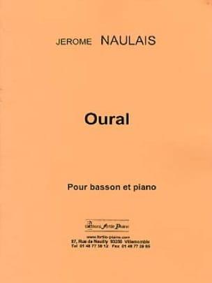 Oural - Jérôme Naulais - Partition - Basson - laflutedepan.com