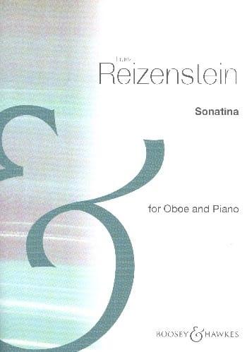 Sonatina - Franz Reizenstein - Partition - Hautbois - laflutedepan.com