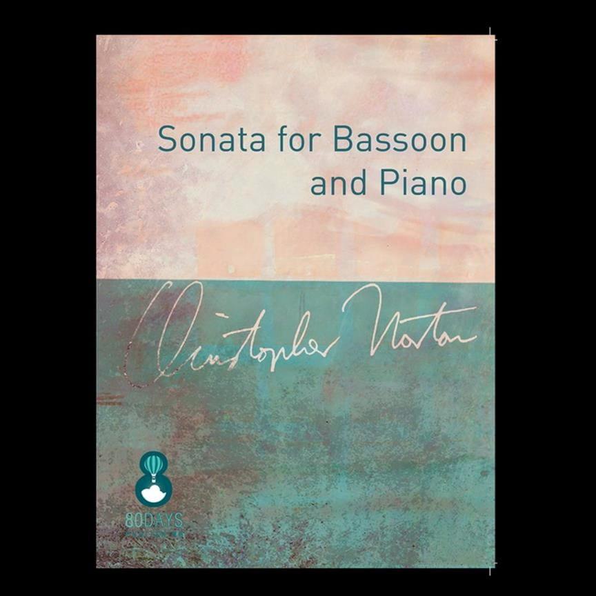 Sonate - Basson et Piano - Christopher Norton - laflutedepan.com