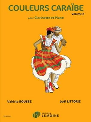 Couleurs Caraïbe Volume 2 - laflutedepan.com