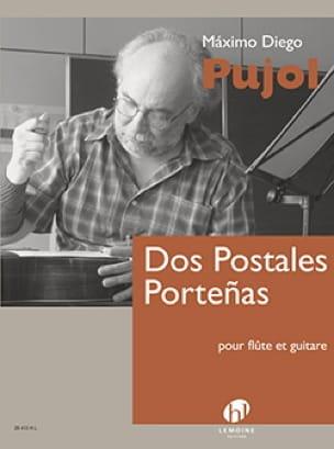 Dos Postales Portenas - Maximo Diego Pujol - laflutedepan.com