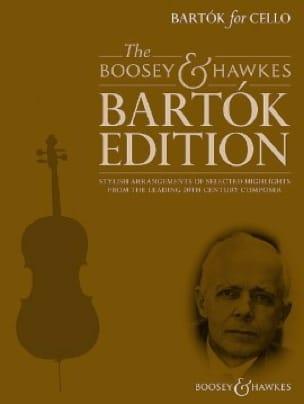 BARTOK - Bartok para violonchelo - Partition - di-arezzo.es