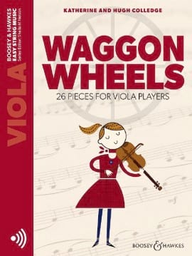 Katherine & Hugue Colledge - Waggon Wheels - Alto - Partition - di-arezzo.fr