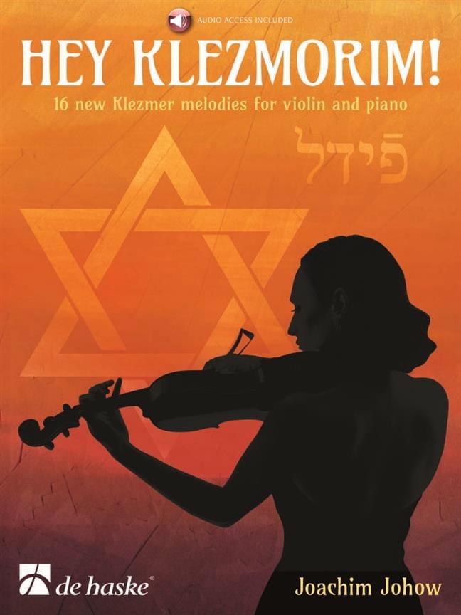 Joachim Johow - Hey Klezmorim! - Violine und Klavier - Partition - di-arezzo.de