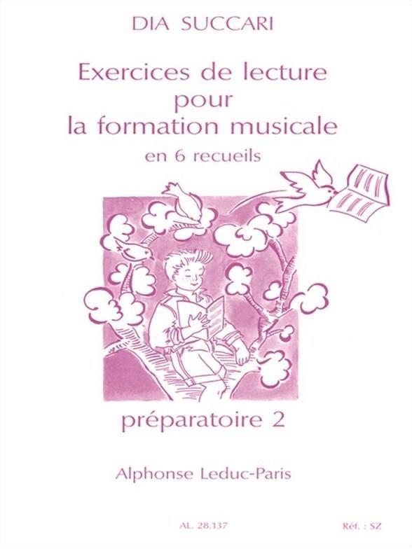 Dia Succari - Ejercicios de lectura - Prep. 2 - Partition - di-arezzo.es