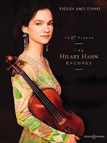 The Hilary Hahn Encores - Partition - Violon - laflutedepan.com