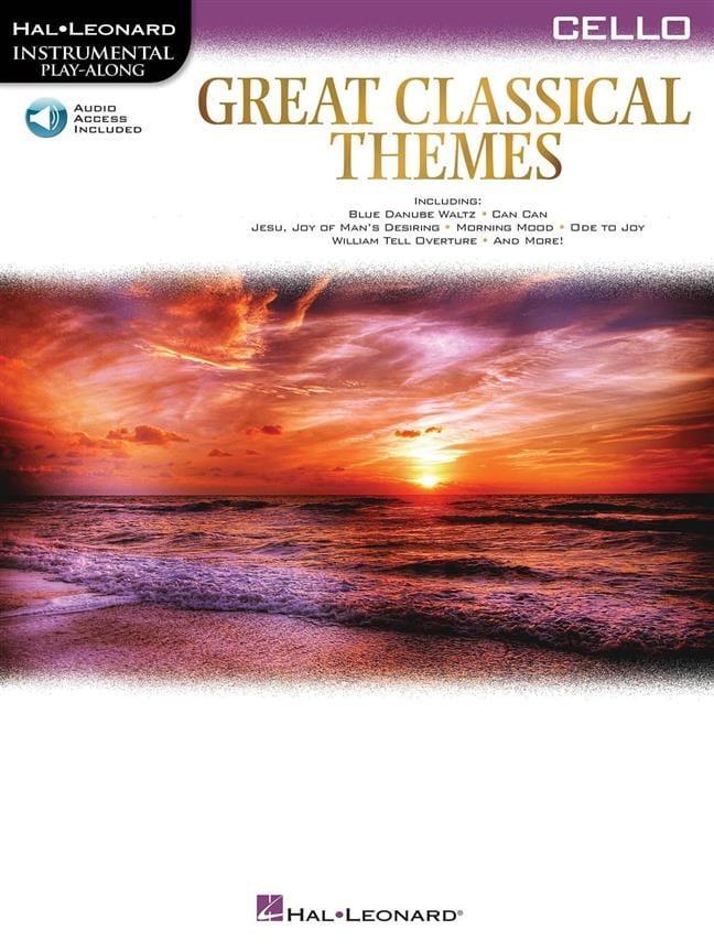 Great Classical Themes - Violoncelle - Partition - laflutedepan.com
