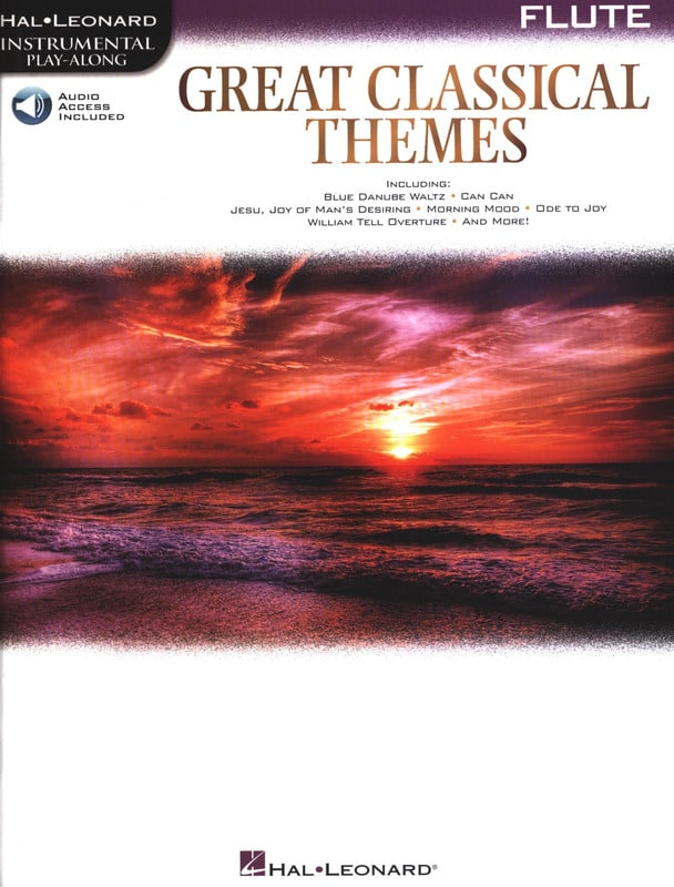 Great Classical Themes - Flute - Partition - laflutedepan.com