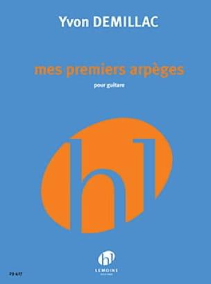 Yvon Demillac - My first arpeggios - Partition - di-arezzo.com