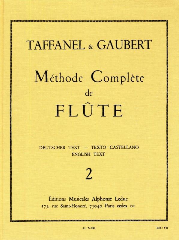 Méthode Complète de Flûte - Volume 2 - laflutedepan.com