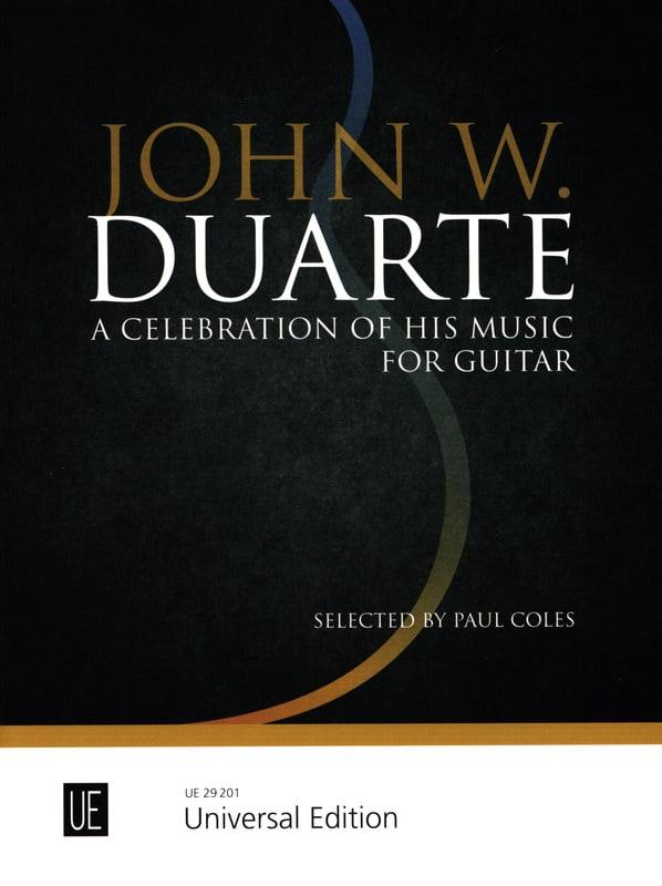 a Celebration on his Music - John W. Duarte - laflutedepan.com