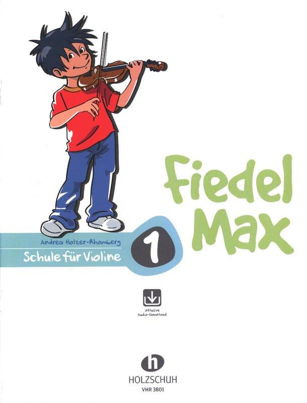Fiedel-Max für Violine Schule Band 1 - laflutedepan.com