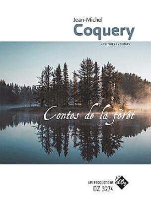 Contes de la forêt - Jean-Michel Coquery - laflutedepan.com