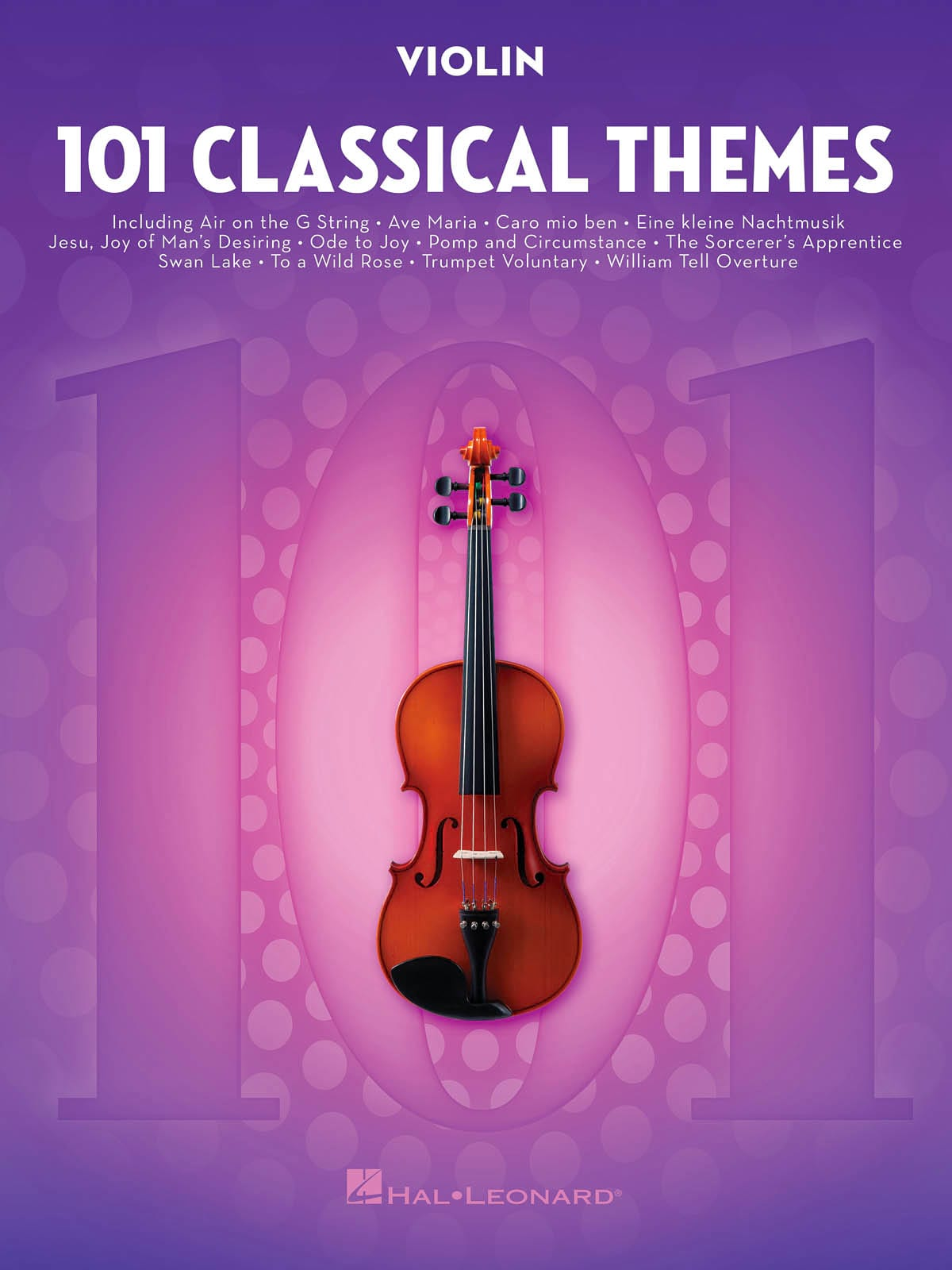 - 101 Classical Themes for Violin - Partition - di-arezzo.com
