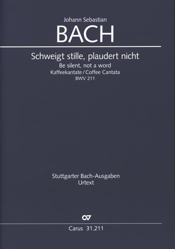 Cantate du Café, BWV 211 - Johann Sebastian Bach - laflutedepan.com
