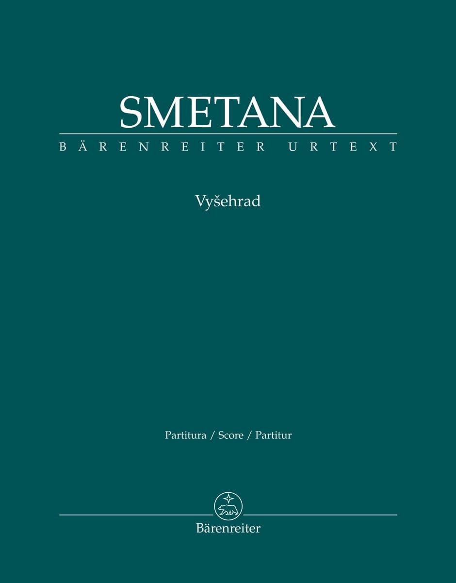 Bedrich Smetana - Vysehrad - Driver - Partition - di-arezzo.co.uk