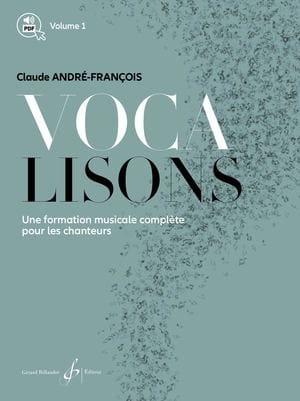 Vocalisons - Claude André-François - Partition - laflutedepan.com