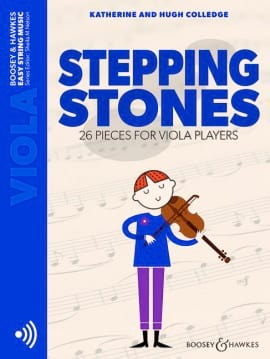 Katherine & Hugue Colledge - Stepping Stones - Alto - Partition - di-arezzo.fr