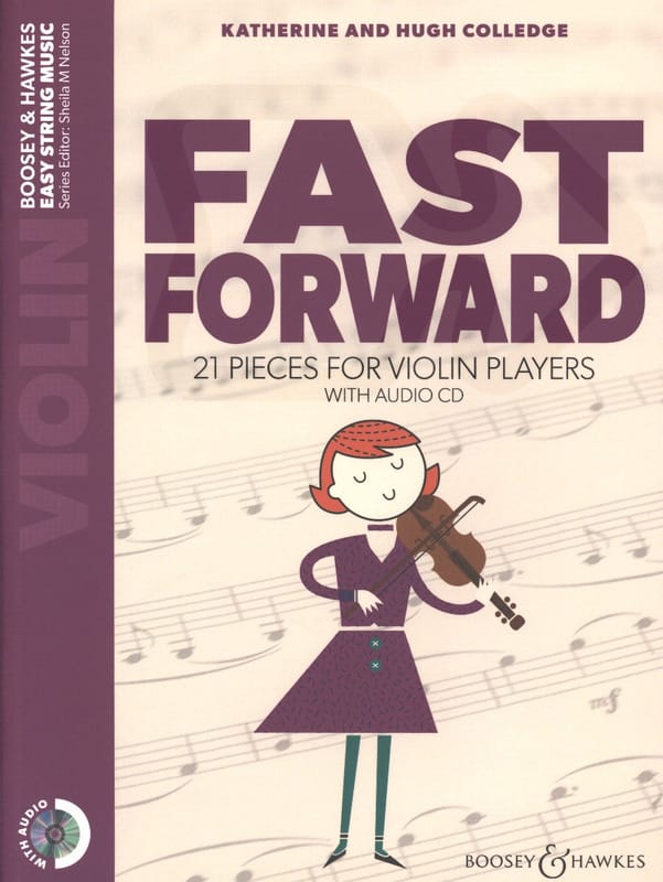 Katherine & Hugue Colledge - Fast Forward - Partition - di-arezzo.fr