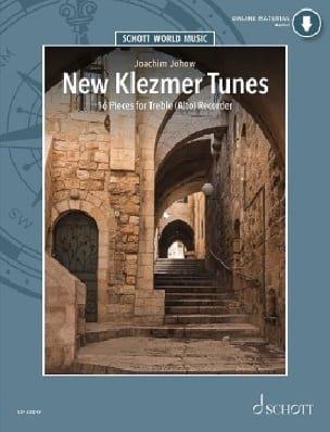 New Klezmer Tunes - Partition - Flûte à bec - laflutedepan.com