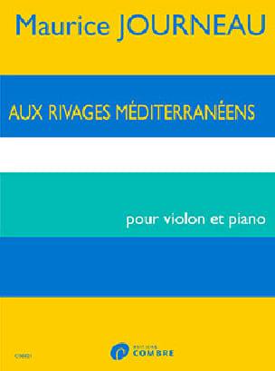 Aux Rivages Méditerranéens - Maurice Journeau - laflutedepan.com