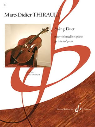 Marc-Didier Thirault - Swing Duet - Partition - di-arezzo.fr