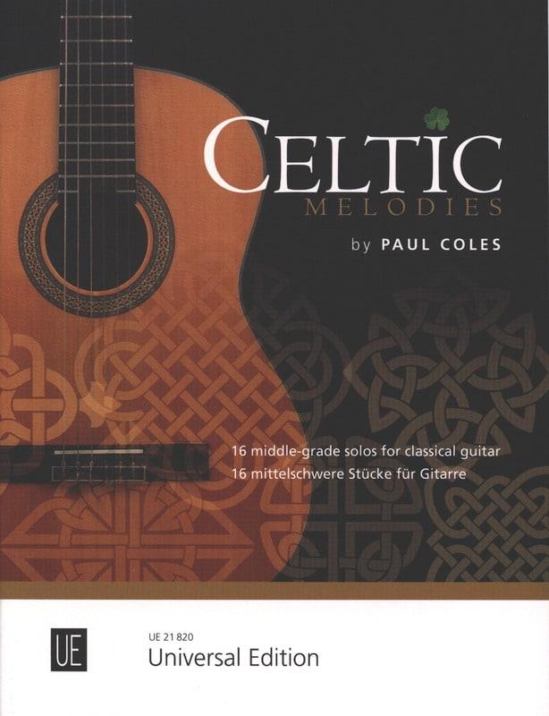 Paul Coles - Celtic Melodies - Partition - di-arezzo.co.uk