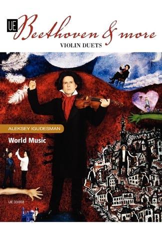Aleksey Igudesman - Beethoven and More - Partition - di-arezzo.fr