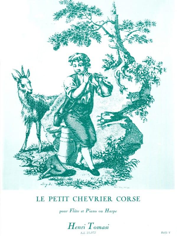 Henri Tomasi - The Petit Chevrier Corsica - Partition - di-arezzo.com